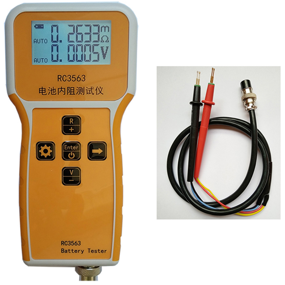RC3563 Handheld Battery Internal Resistance Tester in Battery Testers from Tools