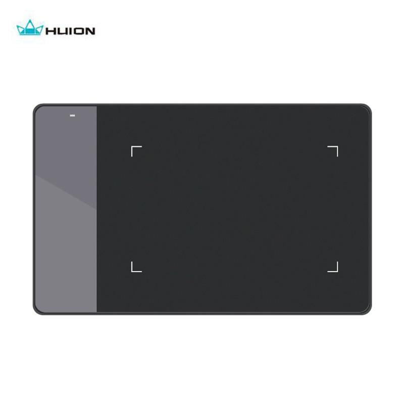"""Prix pour Livraison Gratuite Huion 420 4x2.23 """"Signature Pad 2048 niveaux Stylo Portable Tablet Avec Mini USB Nouveau Conducteur Intelligent pour Gagne Mac"""