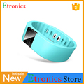 IP67 waterproof fashion design Smart Wristband Bluetooth 4.0 with Fitness Monitor for iOS Android System devices