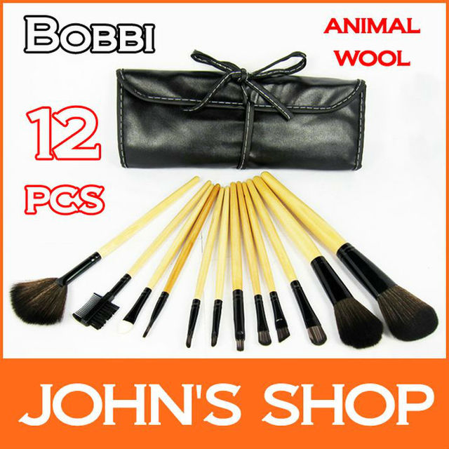 Hot ! 12 pcs a lot Brand 12 pcs Professional makeup brushes makeup brushes Cosmetic Brushes make up tool Free Shipping