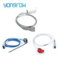 Yongrow Handheld pulse oximeter Probe for adults newborns Child Infant SpO2 Blood Oxygen Sensor for Monitor Pulse Oximeter