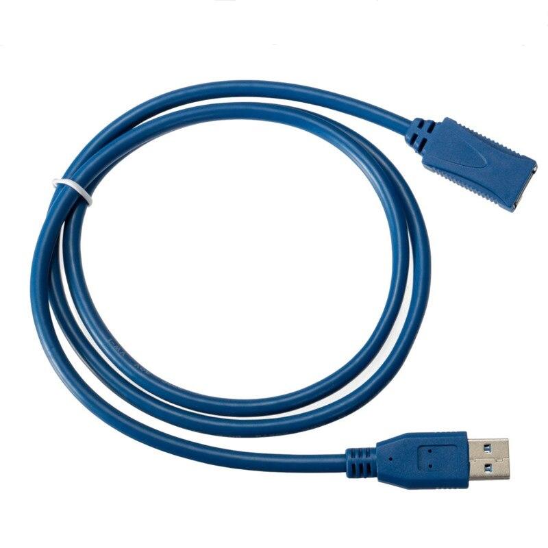 0,3 M 0,5 M 1 M 1,5 M 3 M Usb Verlängerung Kabel Männlich Zu Weiblich Usb3.0 Erweitern Cord Kabel Draht Extender Für Pc Usb Daten Kabel Tv U Disk