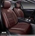 Para Renault Talisman Latitud Fluence LAGUNA de usar-resistencia impermeable de cuero asientos Delanteros y Trasero del coche cubiertas completas