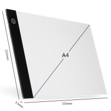 LED Light Box A4 Drawing Tablet