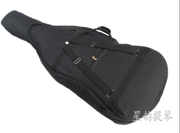 Caso violoncelo especial grossa à prova d' água bolsa de ombro 1/8 1/4 2/4 3/4 4/4