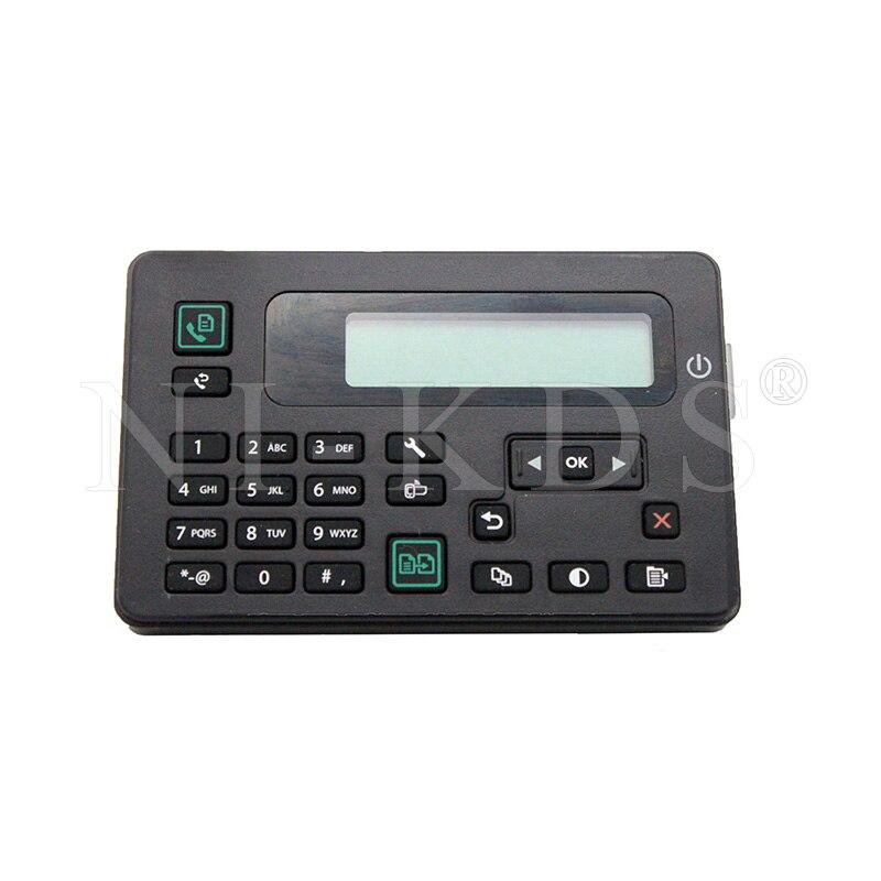 Bilgisayar ve Ofis'ten Yazıcı Parçaları'de CF484 60115 HP MFP M225DN MFP M226DN 225 226 Kontrol Paneli Yazıcı Parçaları title=