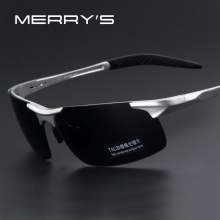 MERRY'S Brand Aluminum Alloy Polarized Eyeglasses