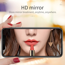 HOCO Mirror Tempered Glass for iPhone 11 pro X XS Max Full Cover HD Scratch Proof Screen Protector Film