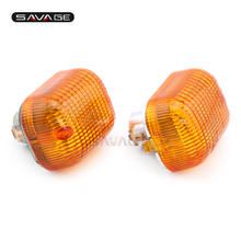 цена на Turn Signal Light Lens For BMW F650 Funduro F 650 ST GS DAKAR Scarver G650GS Motorcycle Accessories Blinker Indicator Lamp Cover