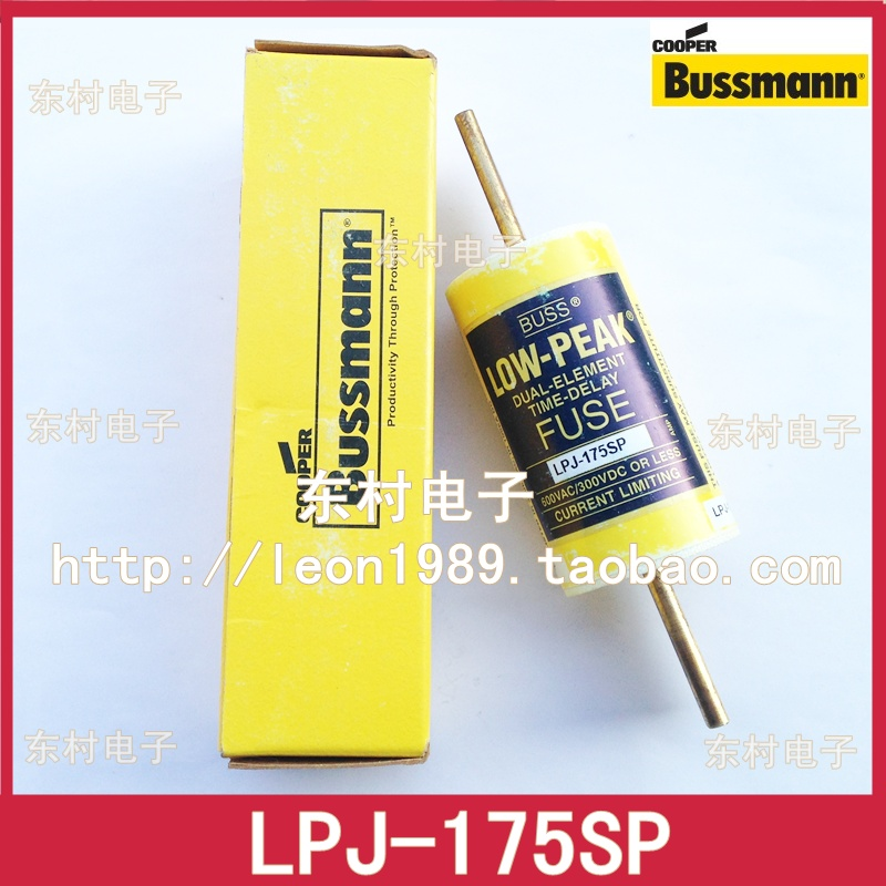 [SA]United States BUSSMANN fuse LOW-PEAK fuse LPJ-175SP 175A 600V цифровая фотокамера canon eos m10 15 45is stm white 0922c012