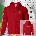 Portugal PRT Portuguese mens hoodies and sweatshirt off white jerseys polo sweat suit streetwear tracksuit nations fleece zipper