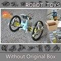 Nueva 14-en-1 Solar Robot Kit educativo Solar Robot de juguete DIY montado juguetes para los niños del barco del coche Animal de DIY Robot
