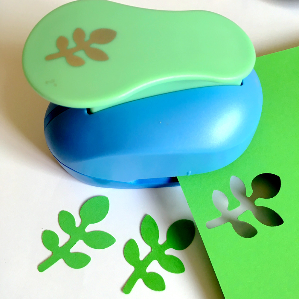 2'' 48mm Leaf Paper Punch Scrapbooking Punches Diy Craft Puncher Paper Cutter Scrapbook Child Toy Tool Embossing Device free shipping butterfly 2 craft punch paper cutter scrapbook child craft tool hole punches embossing device kid s2935 3