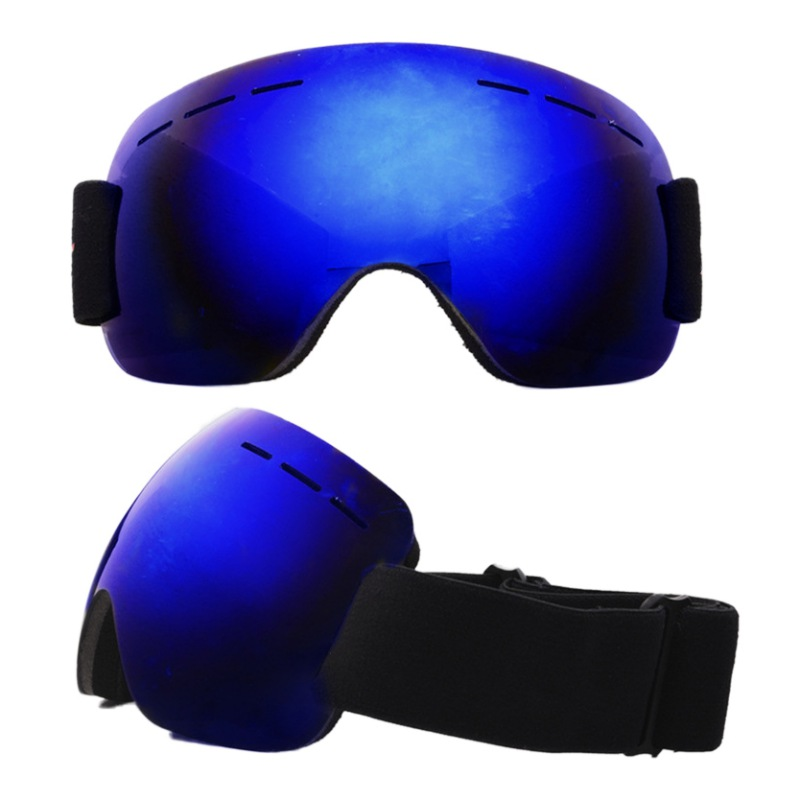 Ski Goggles Double Layers Anti-fog Big Ski Mask Glasses Skiing Men Women Snow Snowboard Goggles