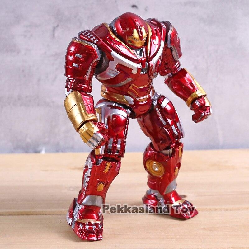 Figurine Hulkbuster Avengers 2 Couleurs Poupee De Dessin Anime A Collection En Pvc Jouet Ideal Pour Amis Cadeau Ideal Aliexpress