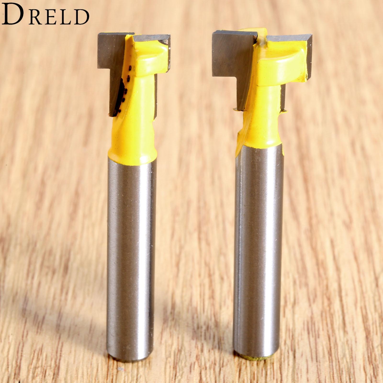 1//2-inch Shank 3//8-inch Cutting Diameter 2 Flutes Round Nose Router Bit 2pcs