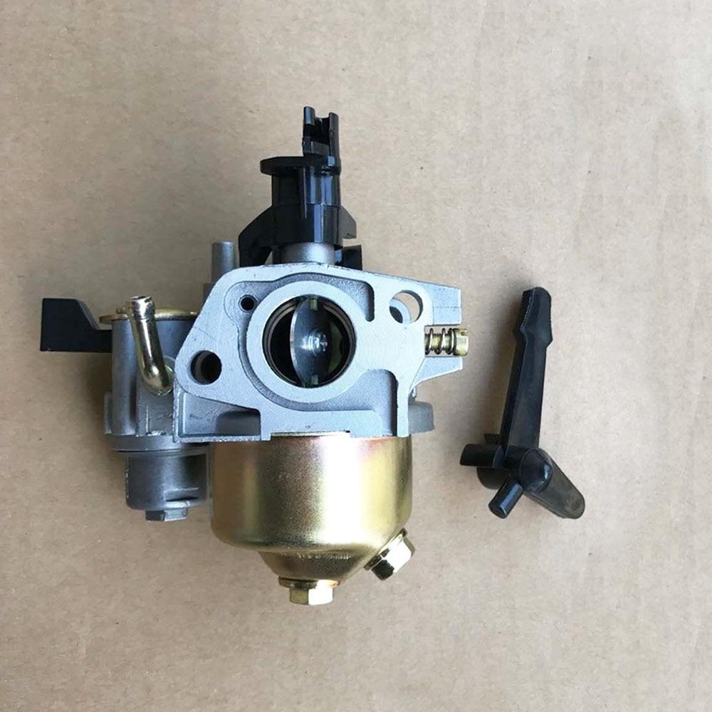 1 Juego de accesorios de sustitución de herramienta eléctrica para bicicletas, carburador Mini 196CC 6.5HP 163CC 5.5HP MB165 MB200