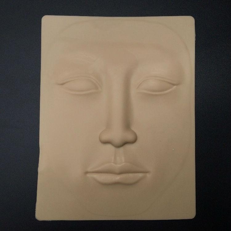 3pcs maquillage de haute qualité permanent lèvres lèvres sourcils pratique de la peau 3d