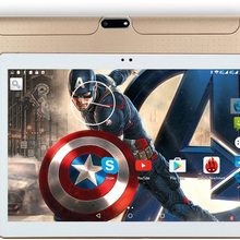 10 inch Original 3G Tablet Pc Phone Call Dual SIM card Android 7.0 1280x800 Octa Core 64GB Tablets pcs Wifi Bluetooth 10.1 Gifts