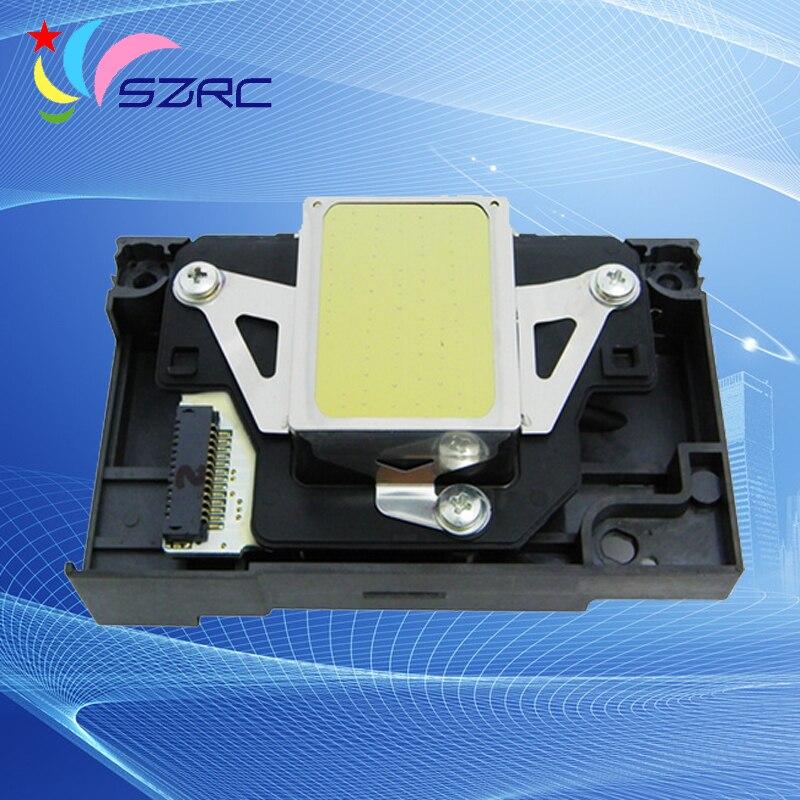 Original teardown new F180000 Print Head For EPSON T50 A50 P60 R280 R290 TX650 RX610 RX680 RX690 T60 RX595 L800 L801 Printhead hunday getz за 180000 рублей