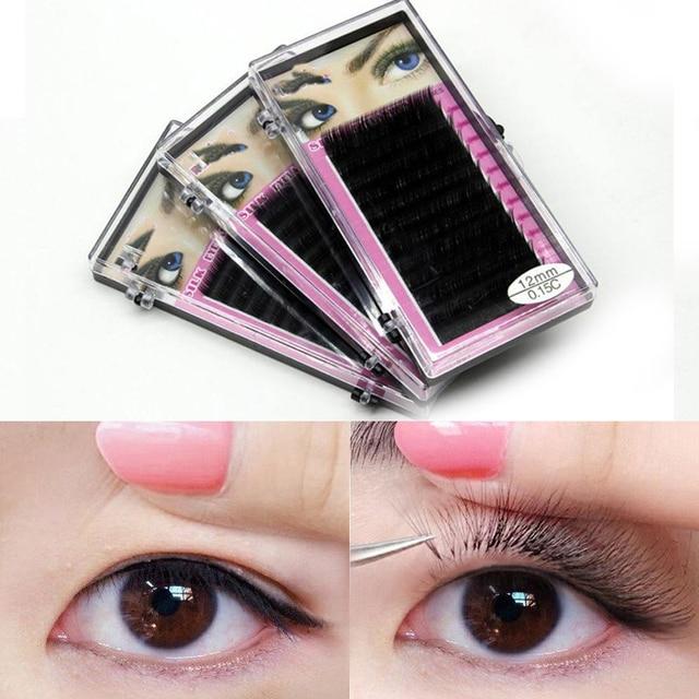 Best Price Individual Eyelash Extensionnatural Eyelash Fake