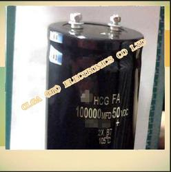 Qualität spirale 50 füße hohe capacit v100000uf 100000 uf50v Volumen: 75x120