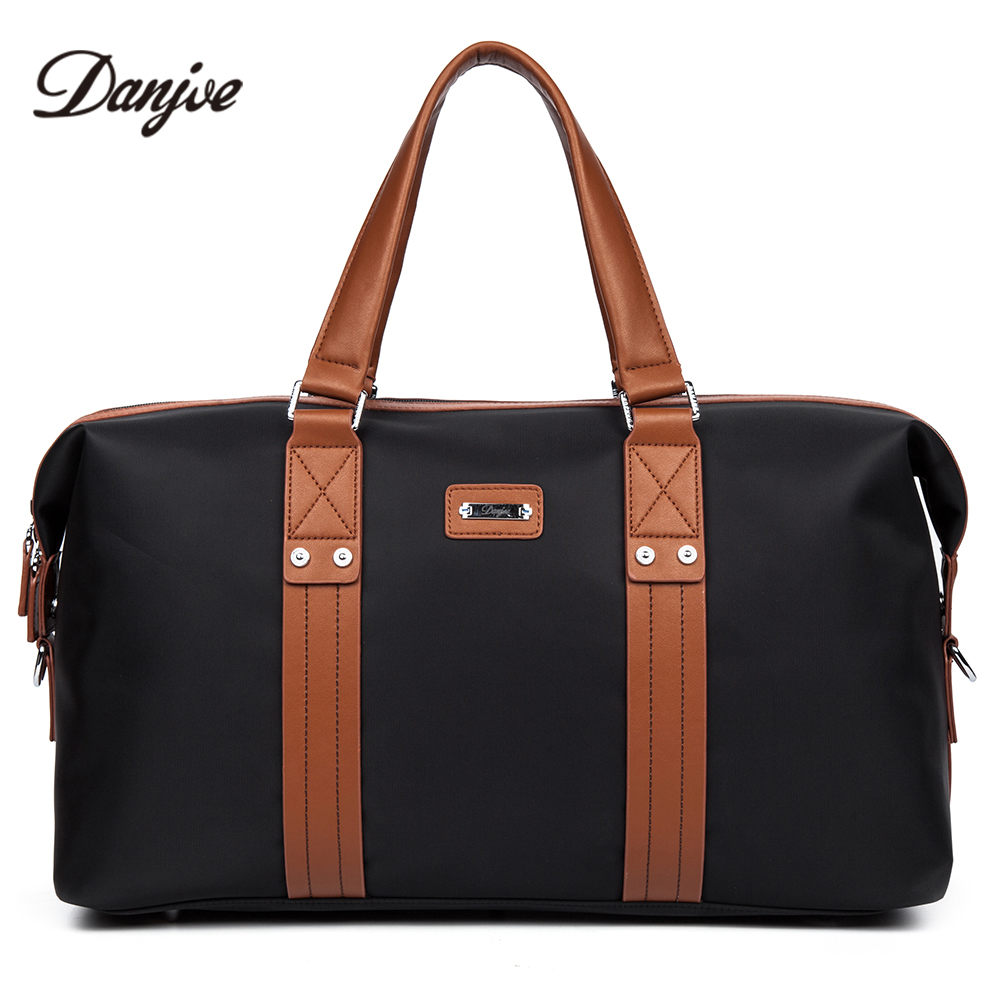 DANJUE High Quality Oxford Male Travel Bag Leisure Waterproof Handbag Men Casual Shoulder Bag Large Capacity Men Messenger Bag kujing canvas men s bag high quality cowboy large capacity travel men handbag retro shoulder messenger bag luxury men casual bag