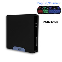 X5 Dual Boot OS Quad Core Mini PC Windows 10 Android 5.1 TV BoxIntel Atom Z8350 Bluetooth 4.0 USB 3.0 WiFi HDMI Set Top Box