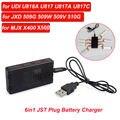 Бесплатная доставка! MJX JST 6 Порта Зарядное Устройство Для UDI U818A U817A X400, X500, X800 RC Quadcopter