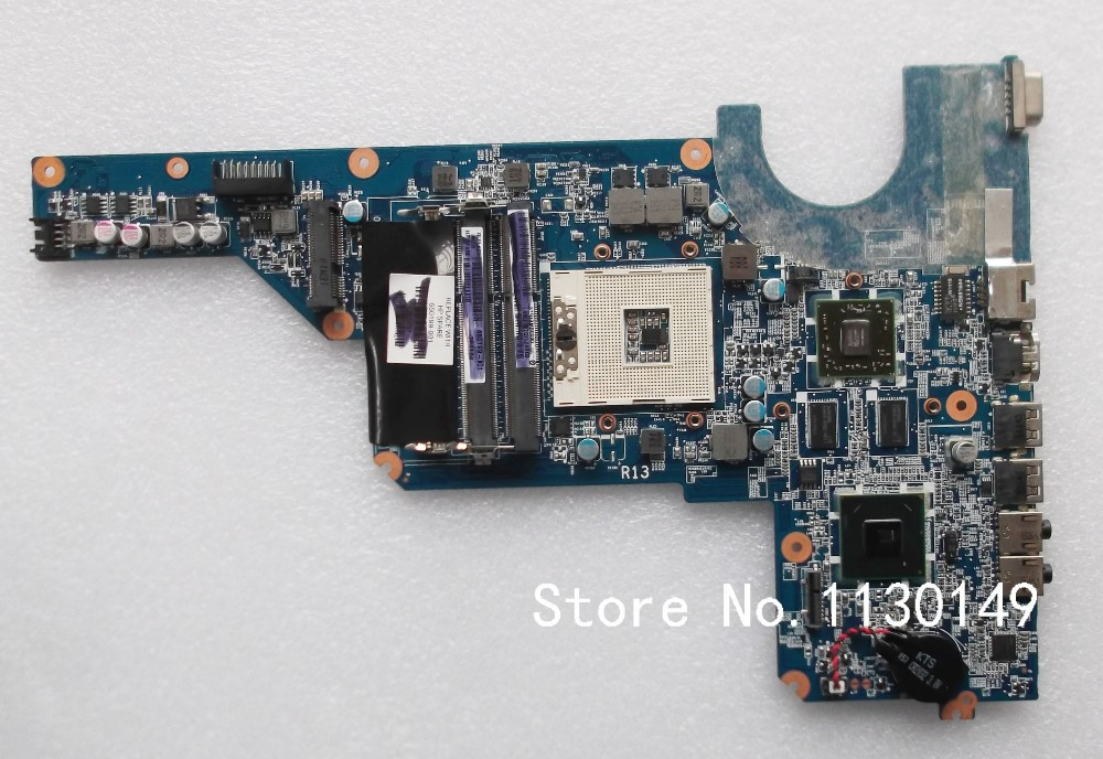 636375-001 Free Shipping laptop motherboard for HP Pavilion G4 G6 G7 650199-001 DA0R13MB6E0 HM65/DDR3 HD6470/1GB Fully tested