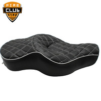 For Harley Sportster Iron 883 1200 2004 18 Motorcycle Driver&Passenger TWO UP Seat Leather For Harley XL883 1200N 04 15 883