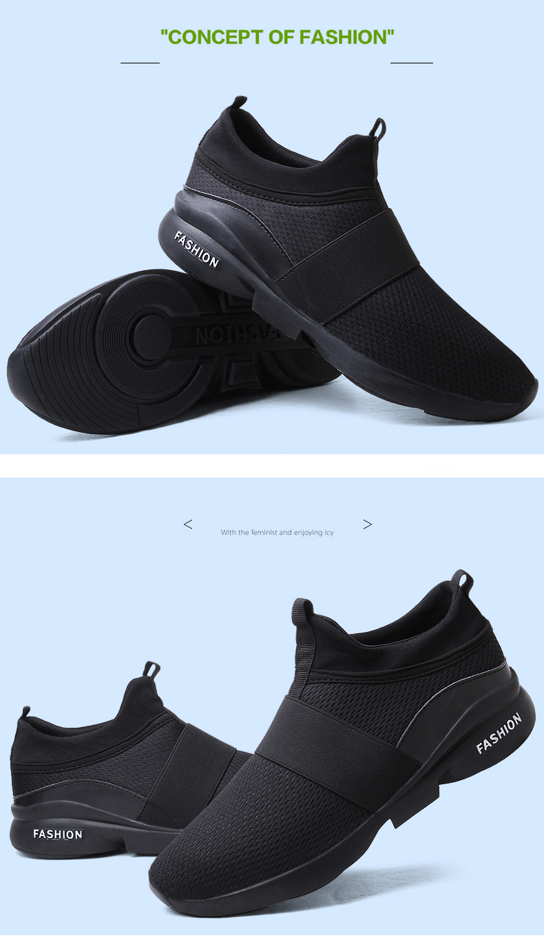 Damyuan New Fashion Men Women Flyweather Comfortable Breathable Non-leather Casual Light Size 46 Sport Mesh Jogging Shoes