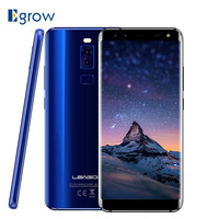 LEAGOO S8 5 72 Inch 18 9 Display Android 7 0 MTK6750T Octa Core Smartphone 3GB