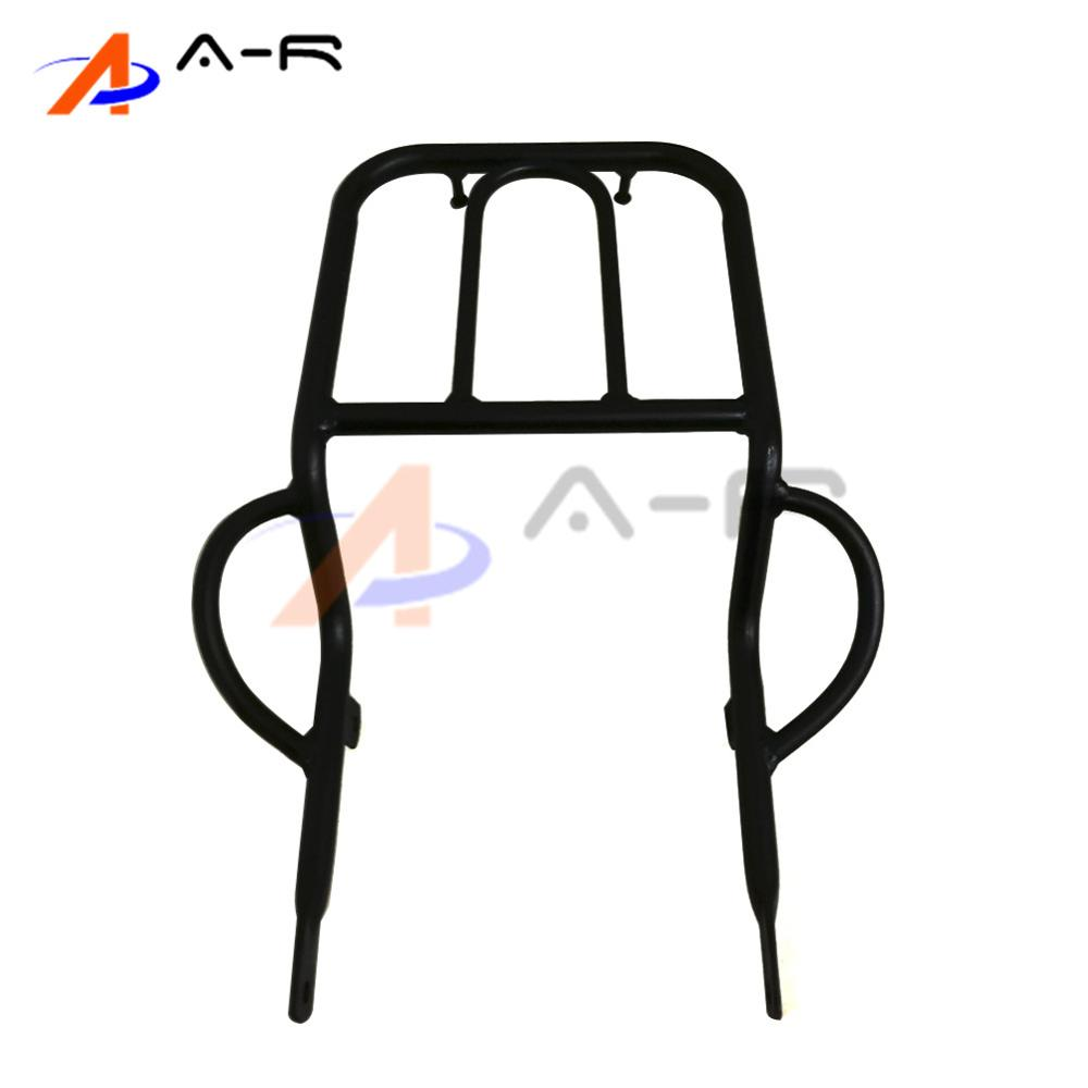 Motorcycle Dirty Bike  Rear Fender Luggage Rear Seat Travel Luggage Rack Shelve For Honda CRM250 partol black car roof rack cross bars roof luggage carrier cargo boxes bike rack 45kg 100lbs for honda pilot 2013 2014 2015
