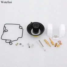 Wotefusi For PZ18 Carburetor Carb Repair Rebuild Kit For GY6 50cc Chinese Scooter Moped PX124