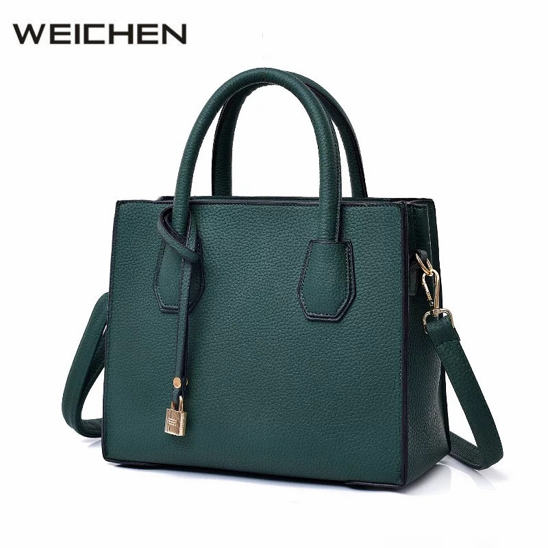 Casual Tote Women Messenger Bags Small Green Shoulder Bag Female Leather Cross Body Bags Women 2018 Ladies Handbag Sac A Main стенка валерия т 13 мс