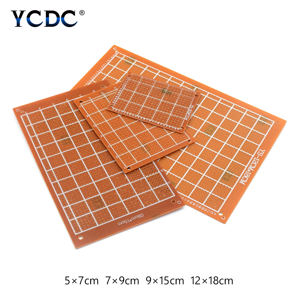 80Pcs Prototyping PCB Printed Circuit Board 4 Sizes Mixture For DIY Arduino  Arduino stuff and many electronic design contests80Pcs Prototyping PCB Printed Circuit Board 4 Sizes Mixture For DIY Arduino  Arduino stuff and many electronic design contests