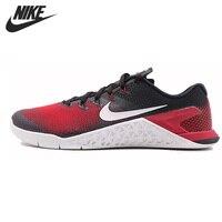 Оригинальный Новое поступление 2018 NIKE METCON 4 Для мужчин Обучение обувь кроссовки