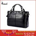 FUNMARDI de lujo bolsos de las mujeres bolsos de diseñador de cuero de las mujeres bolso marca mango superior Bolsos Mujer bolsos de hombro WLHB974