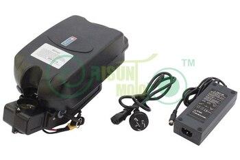 Asiento Post 48V 8.8AH bicicleta eléctrica batería de litio para bicicleta eléctrica...