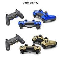 8 цветов bluetooth-контроллер для sony PS4 джойстик ручка и беспроводная консоль игровая станция для PS3 для Dualshock пульта