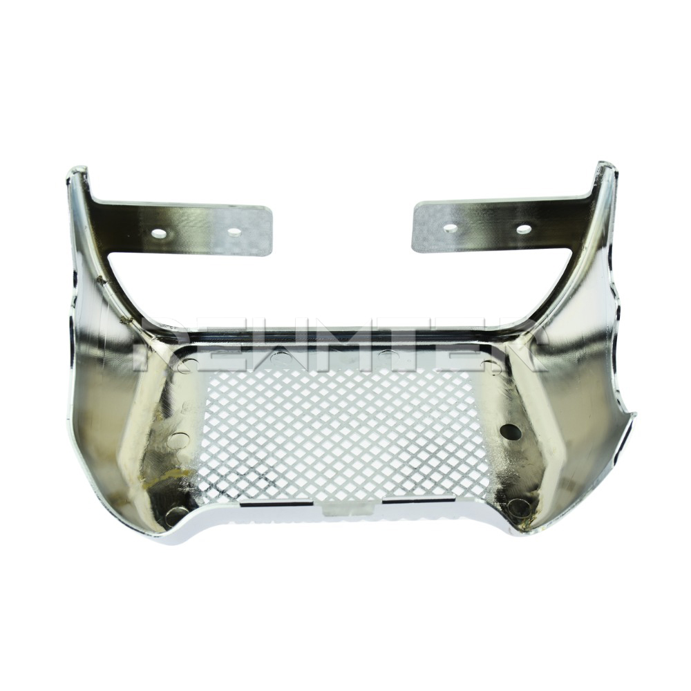 REWMTER-Motorcycle-Oil-Cooler-Cover-Case-Kit-with-Bracket-Radiator-Guard-For-Harley-Touring-Road-Glide (4)