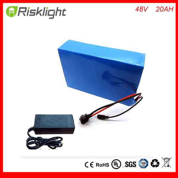 48v 1000W lithium battery pack 48v  20ah electric bike battery 48v  Electric Bike Battery  48v 20ah , 30A BMS ,54.6V 2A charger free customes taxes 48v 2000w electric bike battery 48v 35ah lithium ion battery pack for electric bike with charger bms