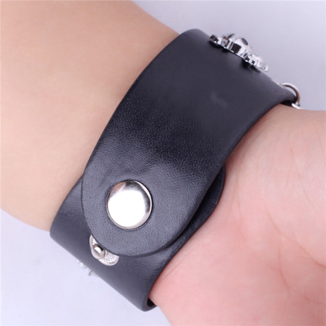 Final Fantasy Leather Bracelet