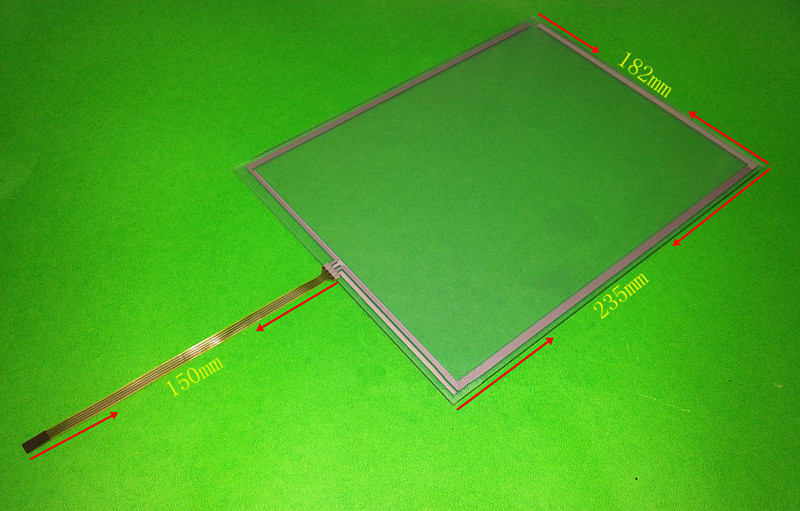 New 10.4 ''inch for KTP1000 BASIC COLOR DP 6AV6 647-0AE11-3AX0 HMI Touch screen digitizer panel free shipping