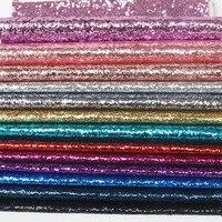 1 шт. 21X29 см A4 Коренастый блеск синтетическая кожа, блеск PU кожа ткань для DIY аксессуары рукоделия