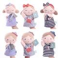 Высочайшее качество Ракушки кукольный куклы детские перчатки детские игрушки детские успокоить куклы 0-3 месяцев детский сад дошкольное образование кукольный