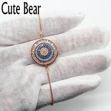 Brand Luxury Jewelry Women Bracelet Fashion