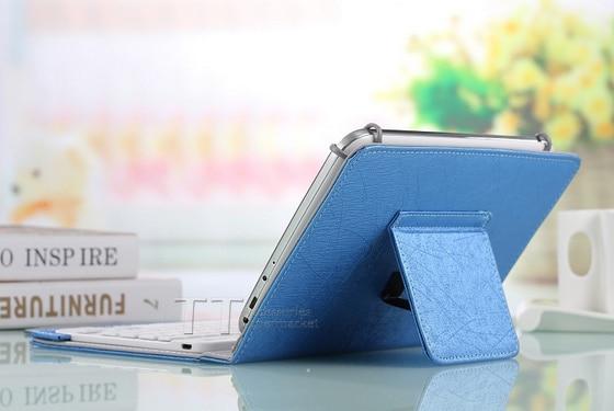 Samsung galaxy tab e t560 kılıf için Evrensel Bluetooth Klavye - Tablet Aksesuarları - Fotoğraf 5