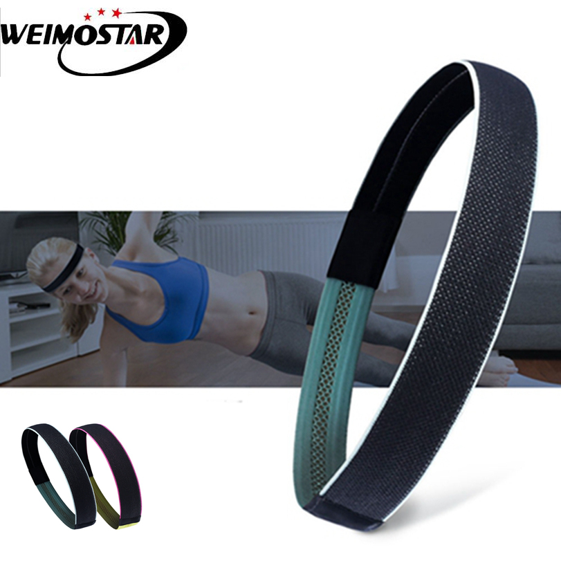 Weimostar Cycling Sport MTB Riding Running Headband Men Women Head Elastic Sweatband Hair Band Cycling Equipment